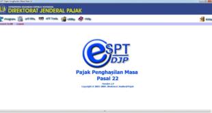 e-SPT Masa PPh Pasal 22_materipajak.id