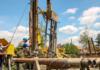 pengeboran minyak dan gas bumi dihitung
