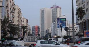 Tarif pajak di Maroko