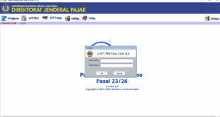 e-SPT Masa PPh Pasal 23-26_materipajak.id